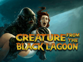 Онлайн слот Creature From The Black Lagoon