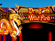 Выиграть в слоте Dragon's Wild Fire онлайн